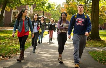 Bucknell awards bachelor of arts and bachelor of science degrees in ...