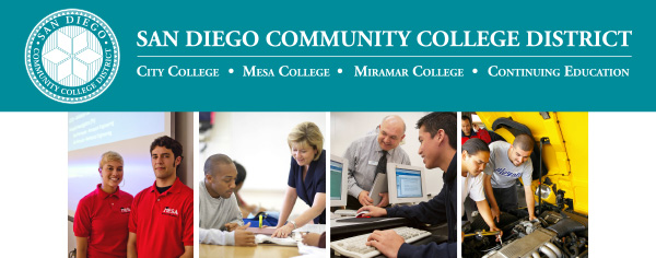 profile for san diego community college district