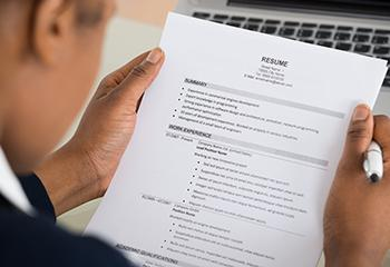 your resume and the rule of three higheredjobs