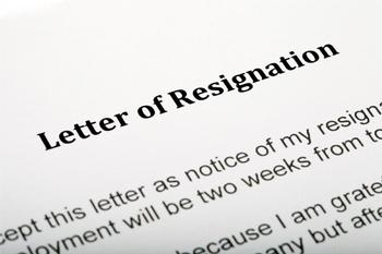 Amazing Even If You Canu0027t Wait To Leave Your Job, You Must Be Tactful When It Comes  Time To Resign. Job Transitions Are Anchor Points In Your Career And  Maintaining ...