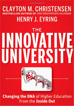 Book Cover - The Innovative University