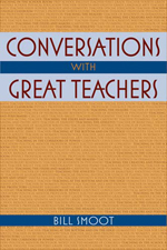 Book Cover - Conversations with Great Teachers