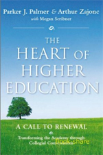 Book Cover - The Heart of Higher Education