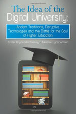 Book Cover - The Idea of the Digital University